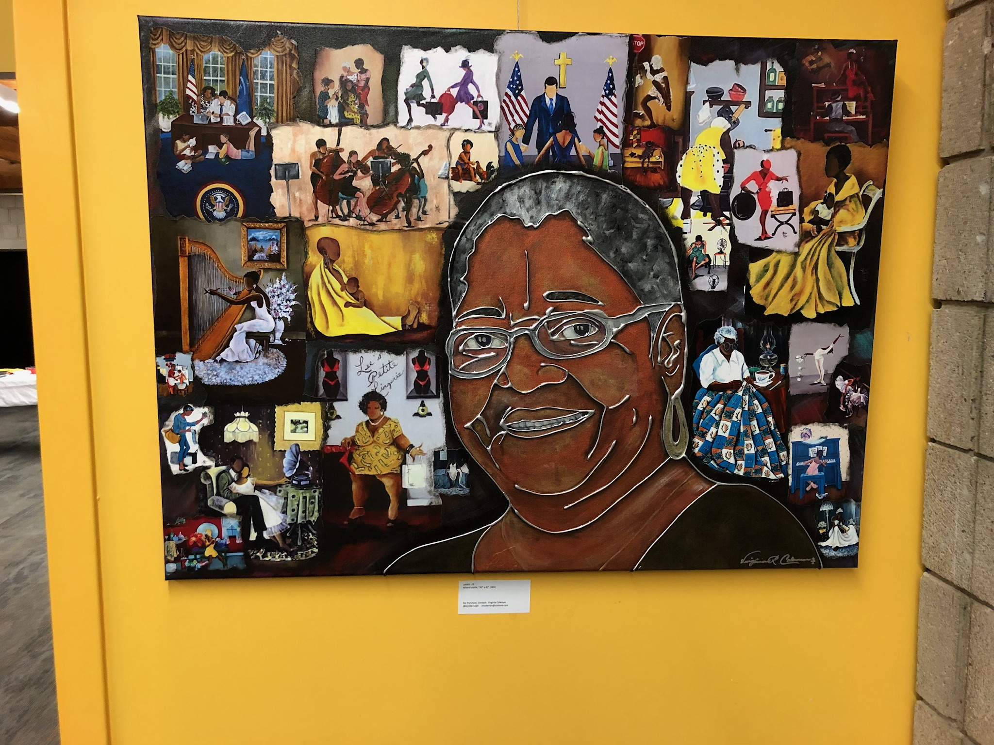 Black Lives Matter 2019 exhibit